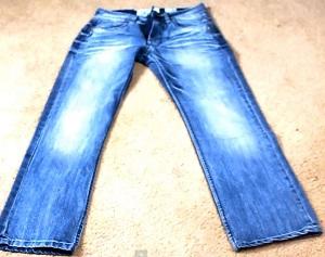 jeansskene