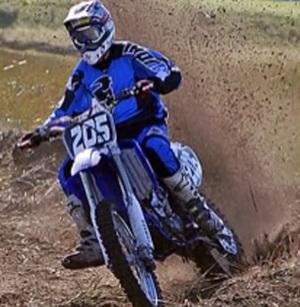 motorcrossskene